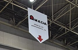 Exhibition Hall Ads